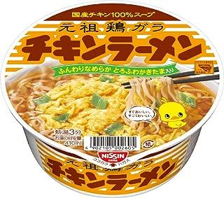 NISSIN Pollo Chicken Ramen Bowl 85g × 12 Japan