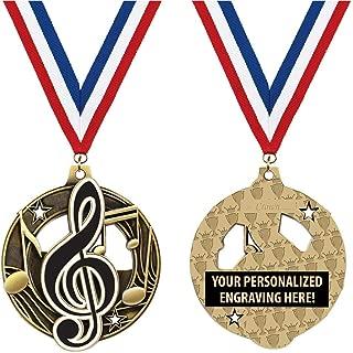 Best music medal tokens Reviews