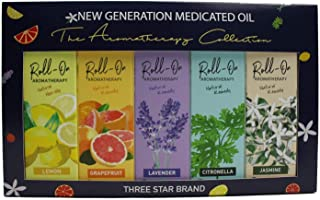 Three Star Brand Aromatherapy Gift Sets (Pack of 5)