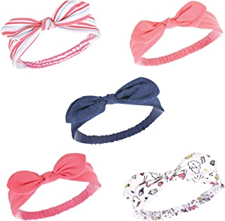 Hudson Baby Infant Girl Headbands