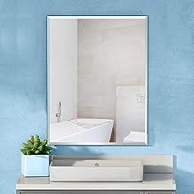 Creative Arts n Frames Wall Mirror for Bathroom, Bedroom, Drawing Room and Wash Basin (15 x 21 inch)