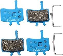 2 Pairs Bicycle Multi-Metallic Disc Brake Pads for Avid BB7 Juicy 3 5 7