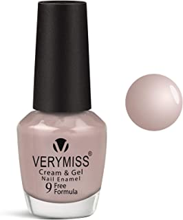 VERYMISS GEL & CREAM NAIL POLISH 15 ML- MUD