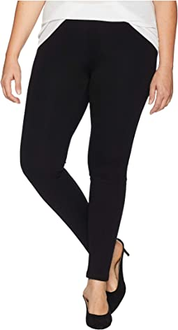 Plus Size Original Grease Ponte Leggings