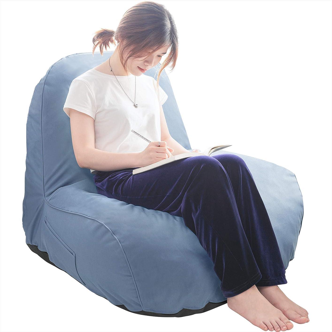 静める天使部分的iOCHOW 座椅子 ソファー ローソファー 1人掛け カバー取り外し洗濯可能 おしゃれ 新生活