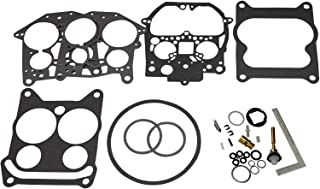 (Compatible With Mercury MerCruiser Marine) Rochester Quadrajet Carb Carburetor Kit (Fits MANY 4, 6 & 8 Cylinder Inboards, See Ad's Description For Exact Fit & Part numbers It Replaces)