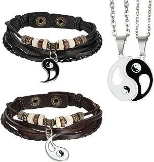 Best yin yang friendship bracelet Reviews