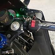 i5 Yamaha YZF R6 Blue Logo Gel Hand Grips