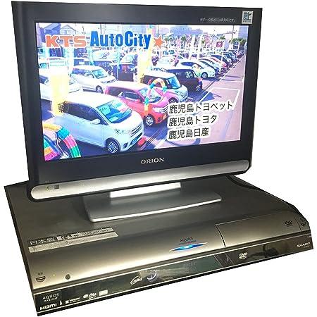 シャープ 250GB DVDレコーダー AQUOS DV-AC72