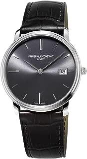 Frederique Constant Slimline Plain Index Collection Watches