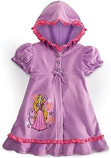Store Princess Rapunzel Purple Swimsuit Cover-Up: Size XXS 2/3 (2T/3T)