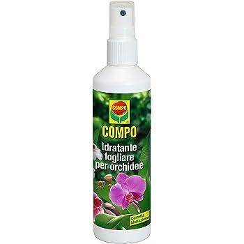 Compo, Idratante Fogliare per Orchidee, formulazione Speciale per Curare Le tue Piante, 250 Ml