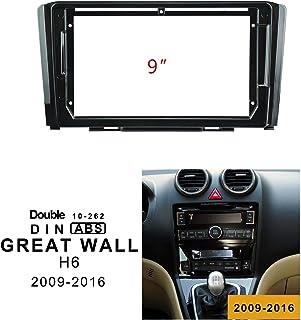 Binchil Maniglia Interna Interna per Auto 2 Pezzi Maniglie Interne Anteriore Posteriore Sinistra Destra per Great Wall Haval Hover H3 H5 2010 2011 2012 2013
