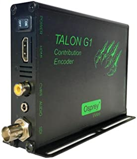Osprey Video Talon G1 Encoder | 2 Channel H.264 Video Streaming Contribution Encoder