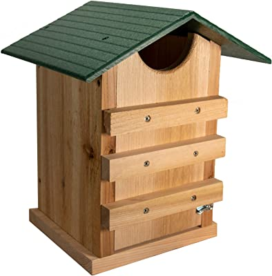 North States 1641 8-Inch by 4-3//4-Inch by 15-Inch Bat House