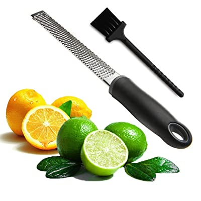Joyoldelf Multipurpose Cheese Grater  Lemon Zes...