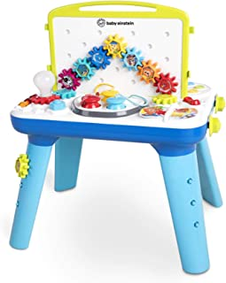 Baby Einstein Curiosity Table Activity Station Table Toddler Toy with Lights and Melodies, Ages 12 months and up