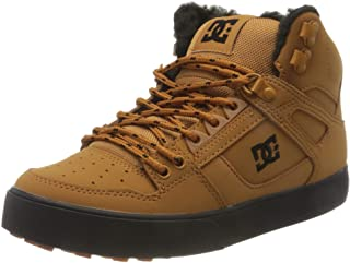 DC Shoes Pure High-Top WC Winter, Scarpe da Ginnastica Uomo