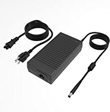 185W Dell Alienware Charger, 19.5V 9.5A 185W Laptop Power Adapter Compatible Dell Alienware 17 R3/15 R3/15 R2/X51 R2/13/14/M17X/M15X/M14X/X51, Dell Precision M4600/M4700/M4800/M6400/M6500/M6600/M6700