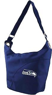 NFL Seattle Seahawks Color Sheen Hobo Purse
