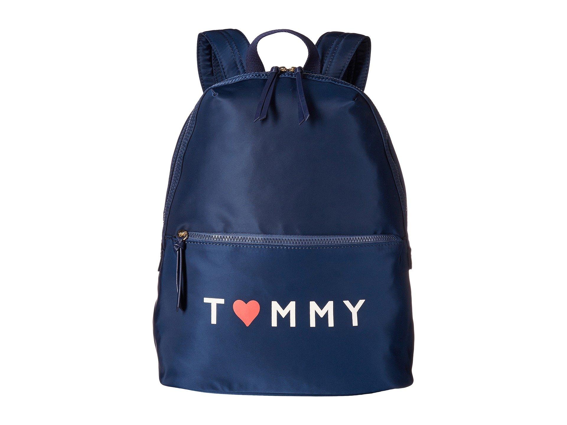 Mochila para Mujer Tommy Hilfiger Weekender Item Backpack Nylon  + Tommy Hilfiger en VeoyCompro.net