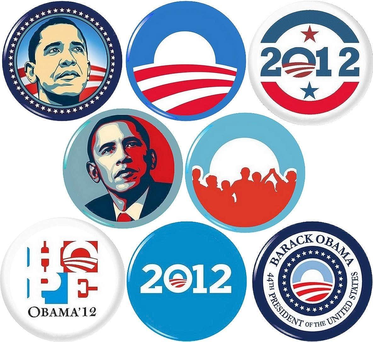 Barack Obama Set of 8 New 1