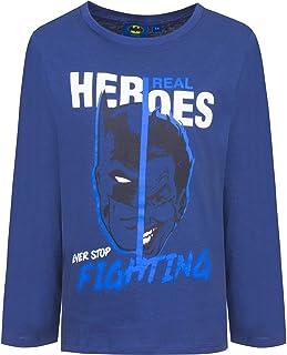DC Comics 1428 - Camiseta oficial de Batman para niño
