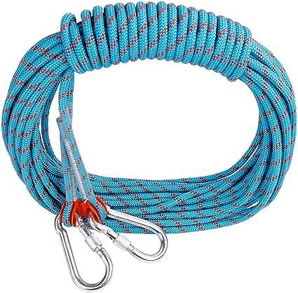 Escalada Al Aire Libre Cuerda Cuerda De Energía, De Rescate ...