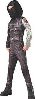 Rubies Captain America: The Winter Soldier Deluxe Costume, Child Medium