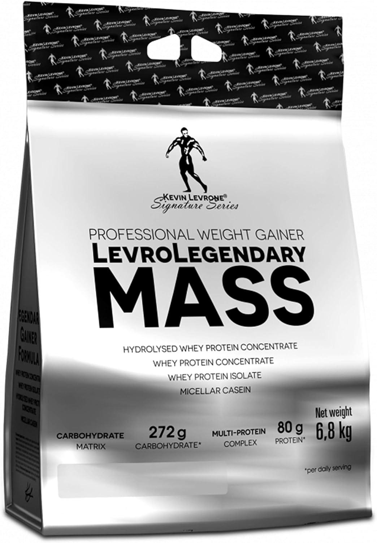 Kevin Levrone Legendary Mass Paquete de 1 x 6800g – Mass ...