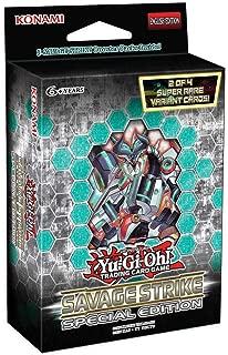 Yu-Gi-Oh! TCG: Savage Strike Special Edition Deck