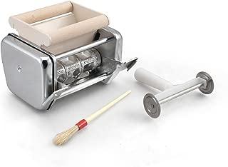 CucinaPro 150-25 Pasta Maker Ravioli Attachment- Stainless Steel Ravioli Maker Mold Accessory