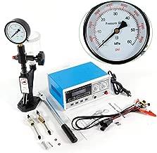 Common Rail Injector Tester Kit, CR-C Multifunction Diesel Common Rail Injector Tester for bosch/delphi 8000PSI + S60H Nozzle Fit 6190/6200/6170 Diese