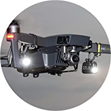 Roboterwerk M.O.N.A. Mavic Silver Edition: LED Light kit for DJI Mavic Pro/Platinum (Dual)