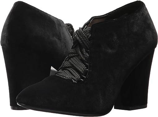 Black/Black Fabric