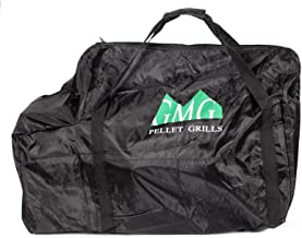 Green Mountain Grill black tote bag for Davy Crockett BBQ GMG-6014