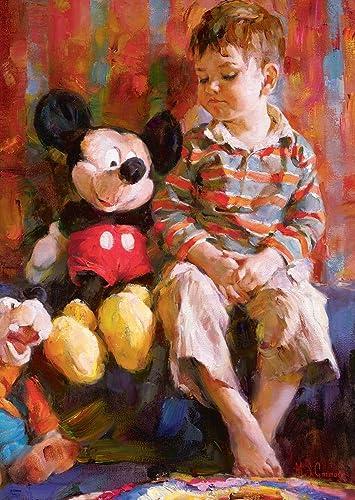 Ami DW-1000-441 et la plus petite pièce de 1000 mondial important de Disney