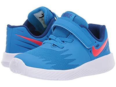 Nike Kids Star Runner (Infant/Toddler) (Photo Blue/Red Orbit/Indigo Force/White) Boys Shoes