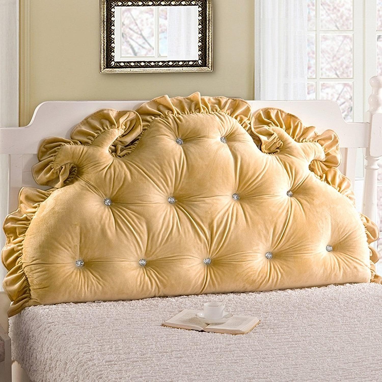 Coussins de chevet YANFEI Coton Sac Souple Sac à Main de Soucravaten Grand canapé Oreiller Compter sur Le Salon de la Chambre (Couleur   C, Taille   150  85cm)