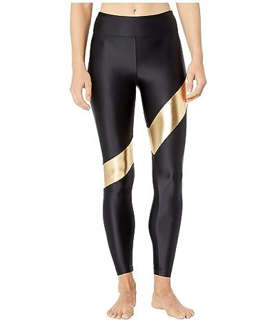 Koral Aello High-Rise Energy Leggings (Black/Luster) Women