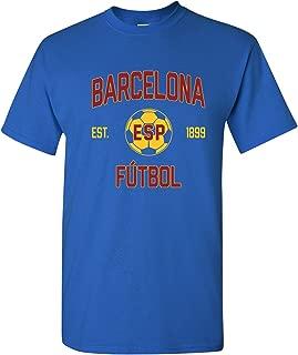 barcelona shirt printing