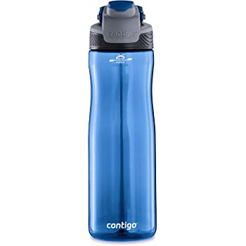 Contigo AUTOSEAL Fit Water Bottle, 25 oz, Monaco