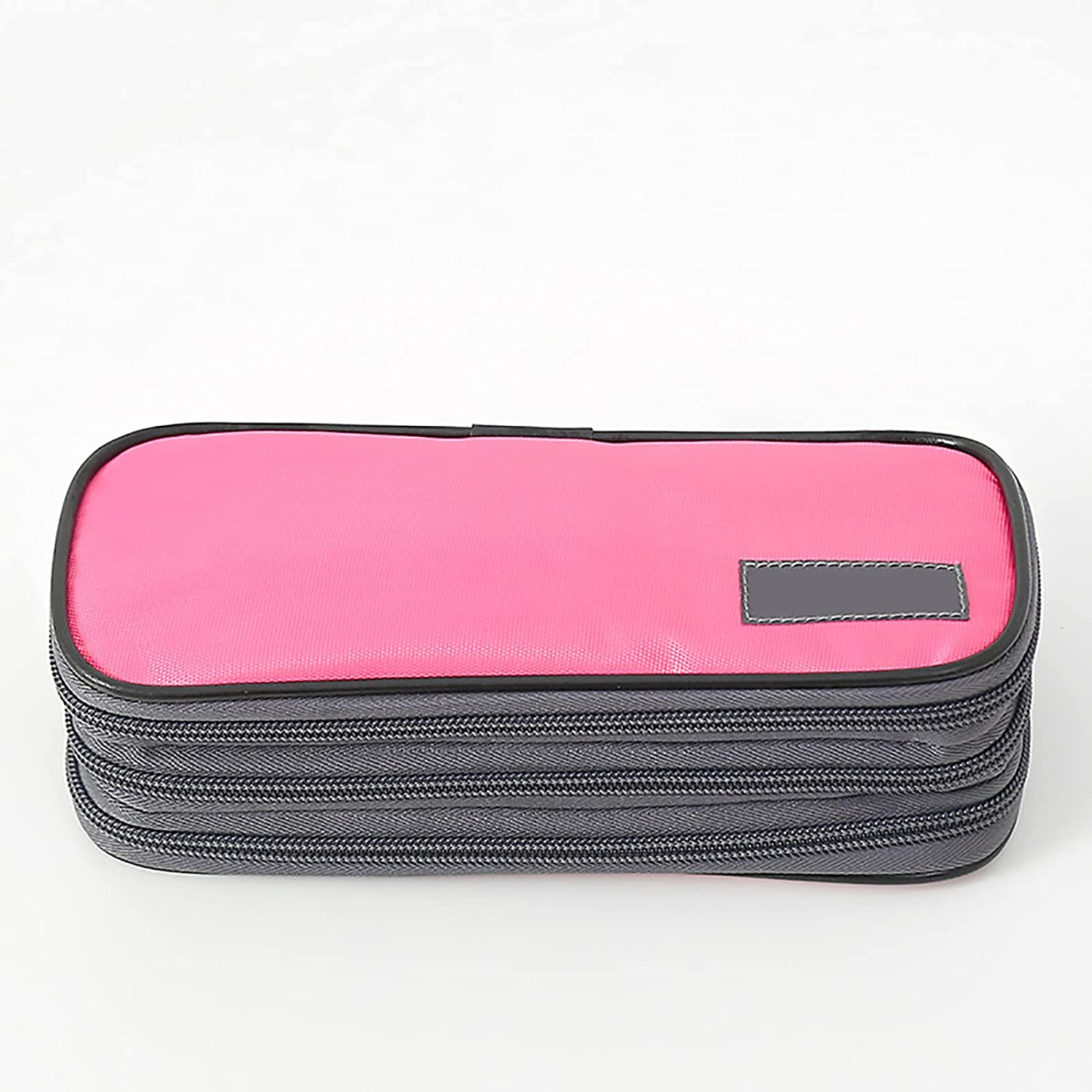HAOANGZHE Limited time cheap sale Pencil Box New product!! Zip Three-Layer Multi-Function