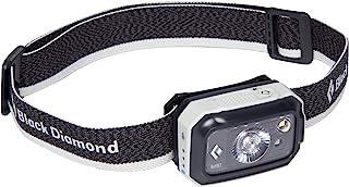 Black Diamond ReVolt 350 HEADLAMP, uppladdningsbar och väderbeständig utomhusstrålkastare