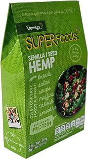 Xiomega-Superfoods Semilla de Cáñamo, 250 g