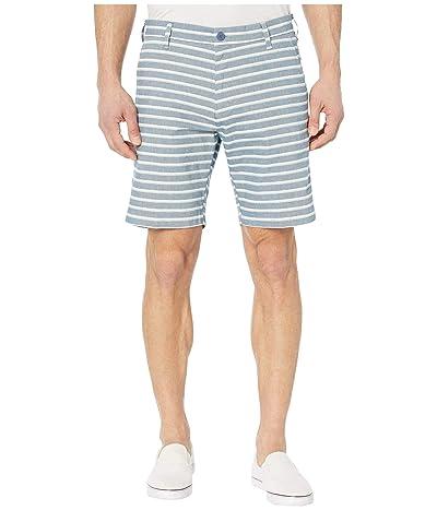 Dockers Supreme Flex Ultimate Shorts (Ensign Blue/White Stripe) Men