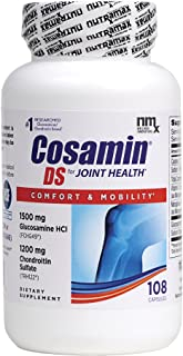 Cosamin DS For Joint Health Comfort & Mobility, 108 Capsules