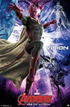 Avengers 2 Age of Ultron Vision Marvel Movie Cool Wall Decor Art Print Poster 22x34 inch