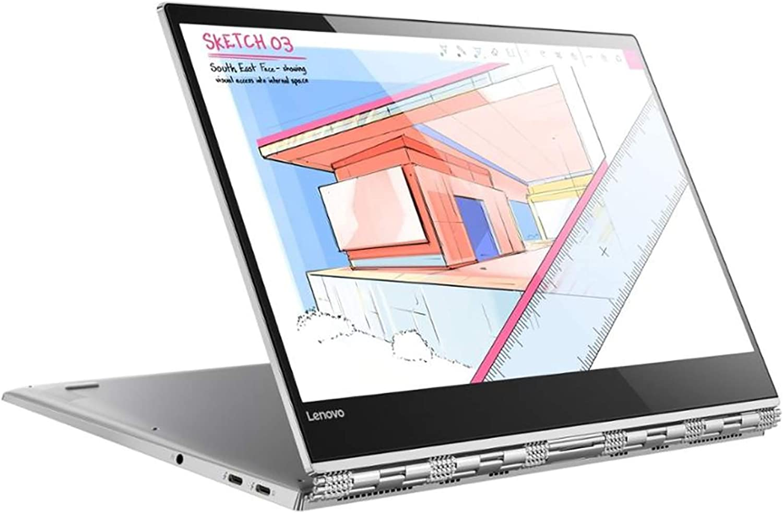 Lenovo Yoga 920 - Portátil táctil convertible 13.9