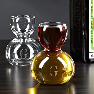 Jager Bomb Shot Glasses, Set of 2 (Personalized Product)